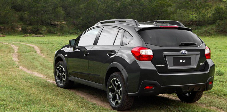 Subaru XV: A Small SUV With a Difference