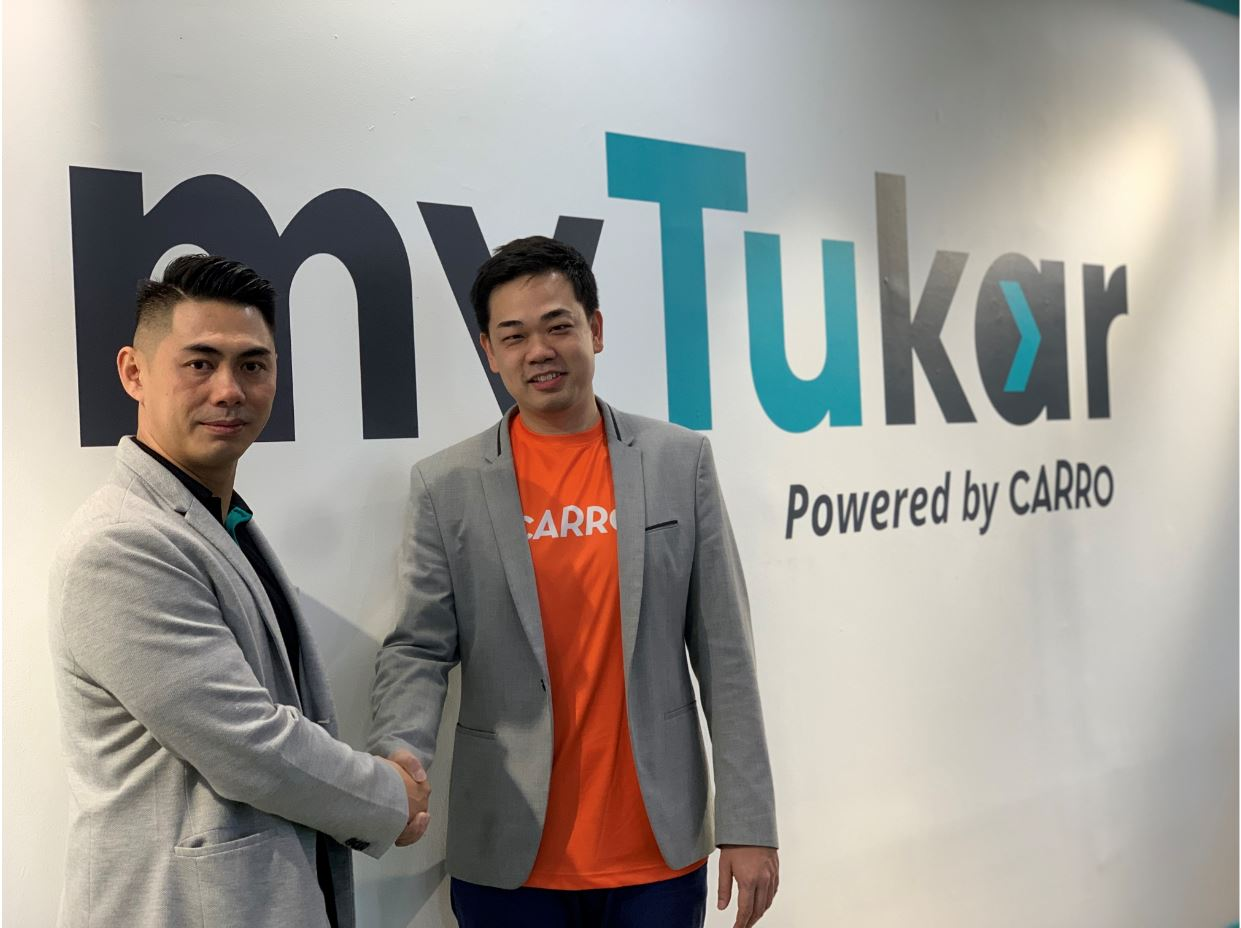 CARRO INJECTS US$30 MILLION INTO MALAYSIA's MYTUKAR; DRIVES AGGRESSIVE EXPANSION PLANS
