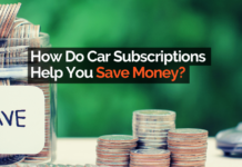 save money with car subscription